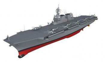 22DDHは護衛艦=駆逐艦か?(上)――実態は「ヘリ空母」