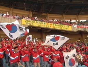 希望を忘れた関係に未来はない――韓国人サポーターの横断幕に思う