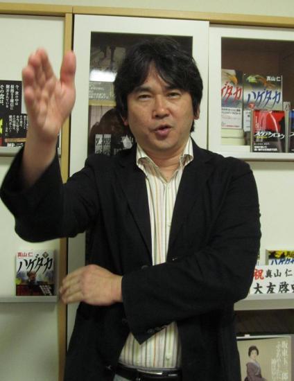 『ハゲタカ』のあと『マグマ』で地熱発電を取り上げた作家・真山仁氏に聞く(下)