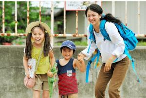 『Woman』の子役、高橋來くんと鈴木梨央ちゃんがすご過ぎた夏