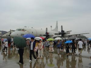 爆弾、電子兵器……青森・三沢基地で見た静かな抑止力