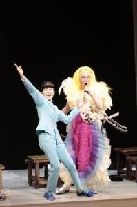 宮沢りえと古田新太、二人で一つの人格、美輪明宏の器の大きさを表現