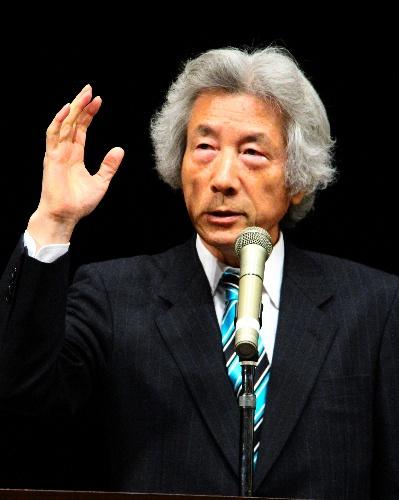 小泉元首相の「即時に脱原発」発言は、経済界の中核・主流の変化を反映?