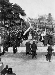 東京オリンピック開催に見る日本の戦前と戦後――靖国参拝と国際的孤立
