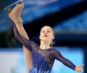 [6]団体戦で最高の煌めきを放ったユリア・リプニツカヤ