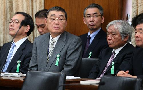 籾井NHK会長の「辞表マネジメント」の異様、「人の三井」が泣いている