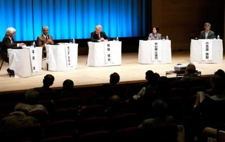 続「人と科学を近づける」/NAIST東京フォーラム