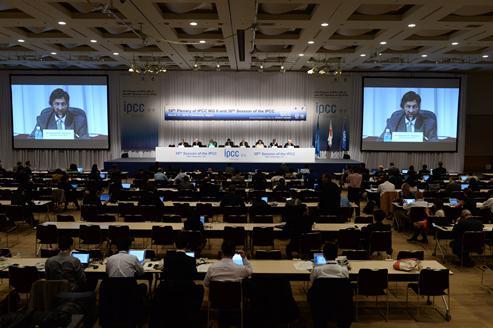 温暖化リスクはテロに通じる IPCC第2作業部会@横浜