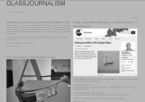 スマートグラスを使った取材をめぐり大学講座で可能性や問題点を論議