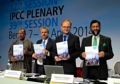 2度世界の真逆を行く日本の温暖化政策 IPCC第3作業部会@ベルリン