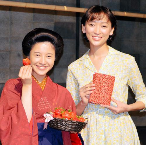 『花子とアン』のデキはともかく、朝ドラが好調な理由は簡単なことで……