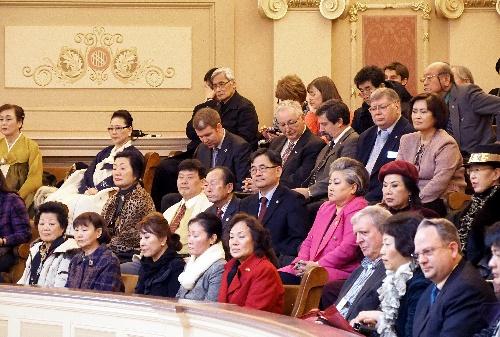 「東海」表記 韓国系の権利獲得の面も