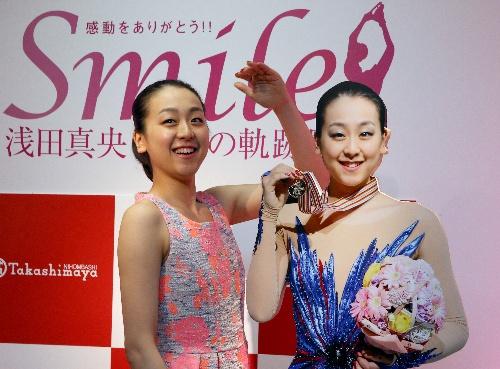 「できないな」と、浅田真央は言った(下)――日本女子の新しい時代へ