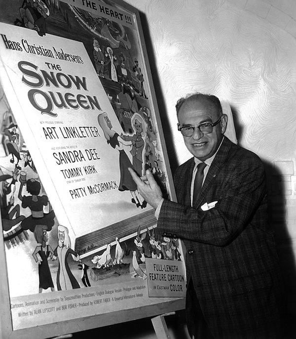 [8]ソ連版『雪の女王』と宮崎駿をめぐる因縁