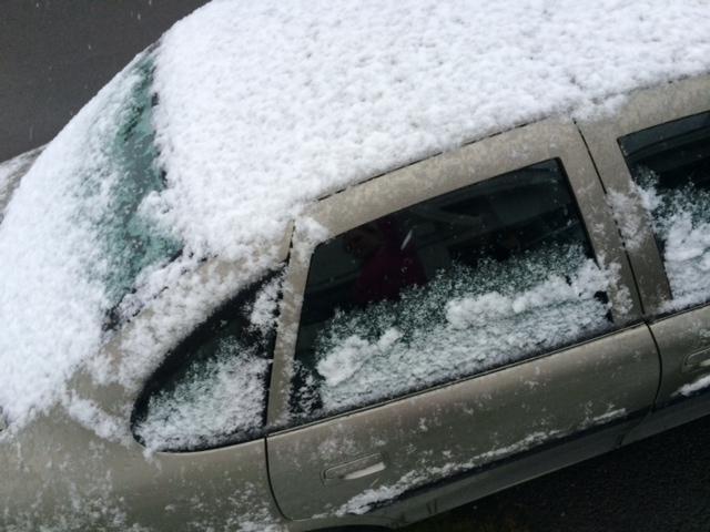 夏至に雪が積もった!スウェーデンのビックリ天候に異常気象を考える