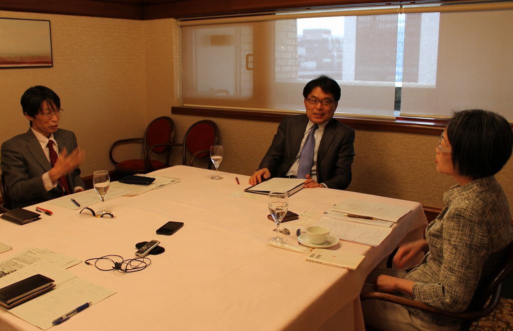 NHK問題とは何か~公共放送の未来を考える 【鼎談】中北徹×林香里×増田寛也(4) 放送分野に独立行政委員会をつくれるか