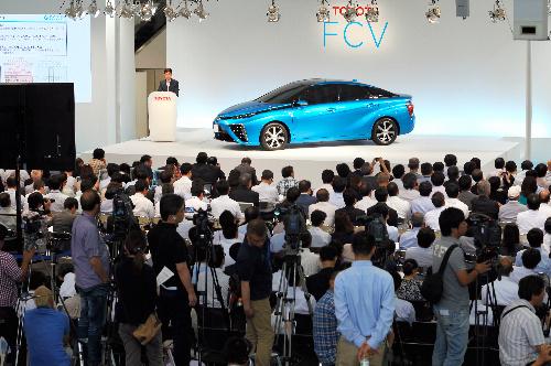 燃料電池車「FCV」のミッション、トヨタの狙い