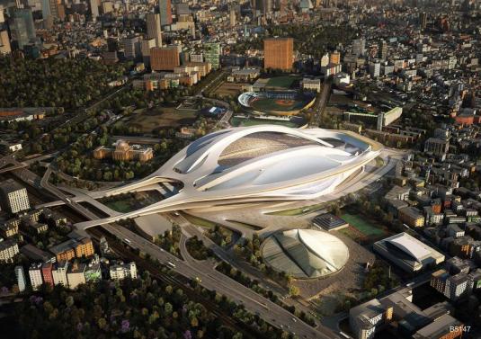 新国立競技場:ザハのオリジナル案を生かす最高傑作をつくるべきだ(下)