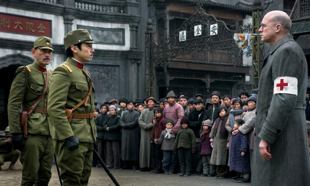 南京事件を描いた『ジョン・ラーベ』、5年がかりで公開