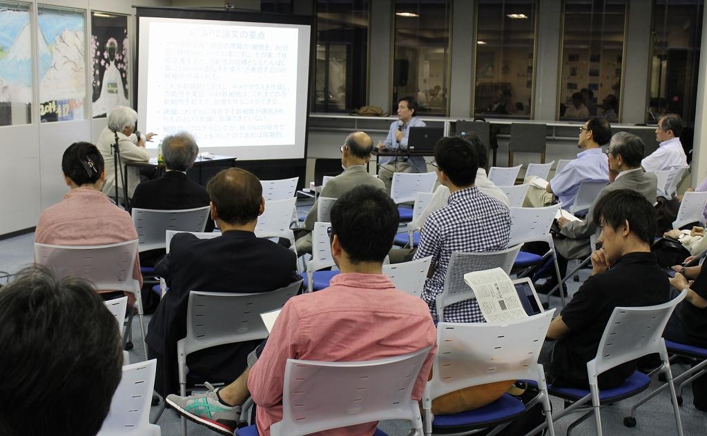 問われる研究者の矜恃、政治との緊張関係をもて 米本昌平 × 尾関章トークセッション(4)