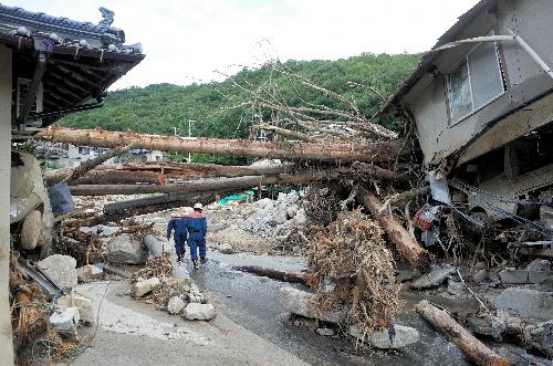 高知徳島洪水は「天災」だが広島土砂崩れは「人災」だ