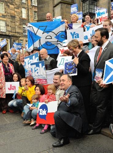 スコットランドの住民投票が、沖縄の「自己決定権」を求める動きを強化した