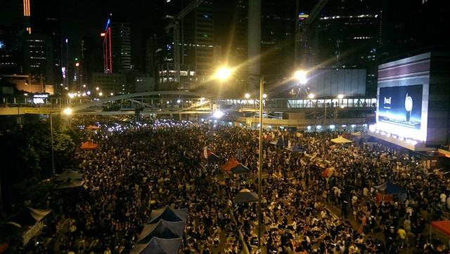 【緊急リポート】香港で何が起きているか