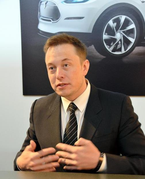 「すべてのクルマを電気自動車にする」イーロン・マスクの野望