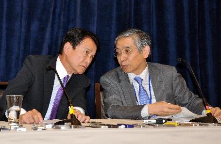 次の世界金融危機、日本発か新興国発か
