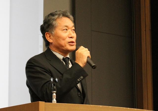 [2]立憲デモクラシーの会公開講演会 対米従属=日本の国益という単純化