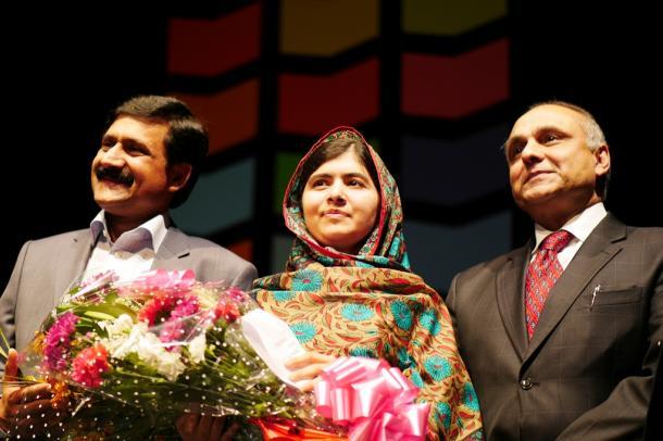 ノーベル平和賞マララ・ユスフザイさんの怒り