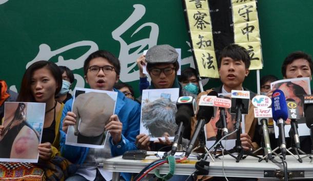 香港「雨傘革命」の火は消えない