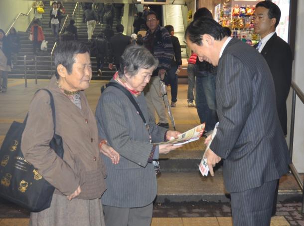 菅直人の総選挙、ほんとうの密着取材(上)