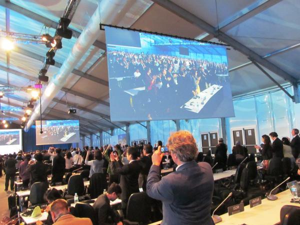 「コペンハーゲンの亡霊」は消えた? COP20
