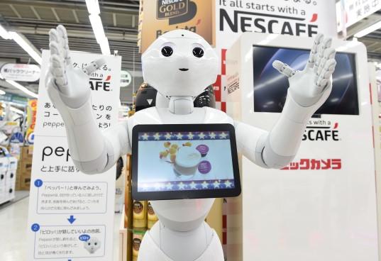 2015年、第三次ロボットブームが花開くか?