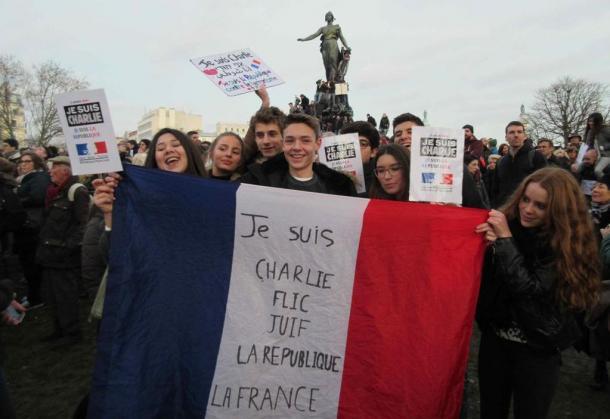 フランスの襲撃事件と中東のミリタリズム(上)
