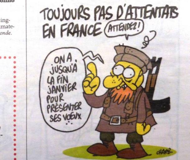 襲撃事件、パリ在住者が見た現地の空気(上)