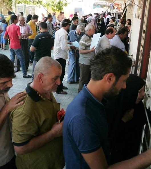 バグダッド・ルポ 近づく戦火に息を殺す市民