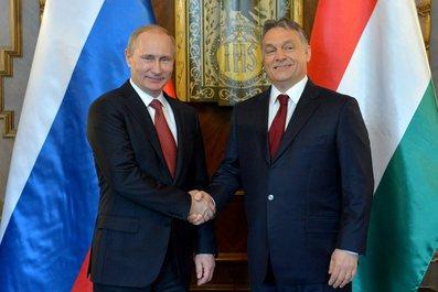 ハンガリー訪問とプーチン東方外交の虚実(上)