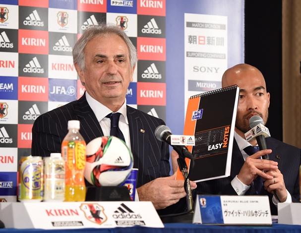 ハリルホジッチ新日本代表監督への期待