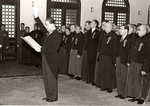 [5]皇軍が南京攻撃に成功した物語と光景