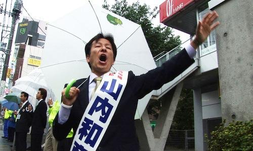 ニッポンの選挙には「議論」が不在