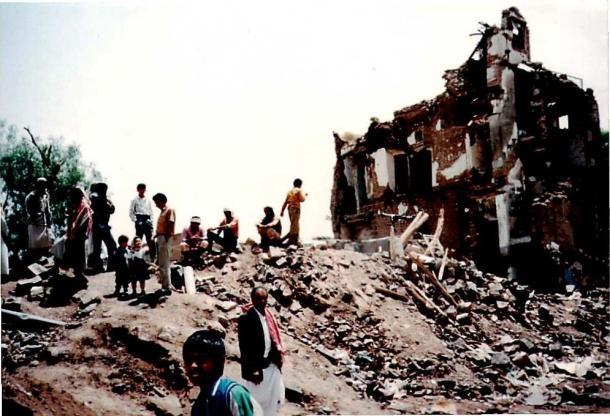 [7]イエメン内戦、国連制裁によるイラクの悲劇