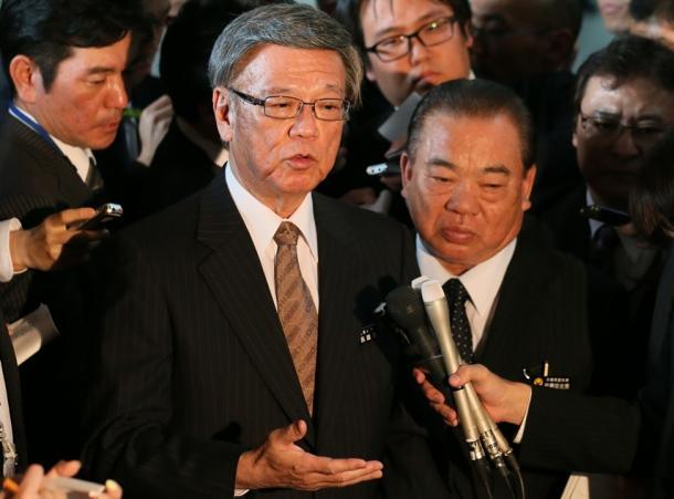 沖縄対安倍政権、政府間紛争をどう見るか(上)