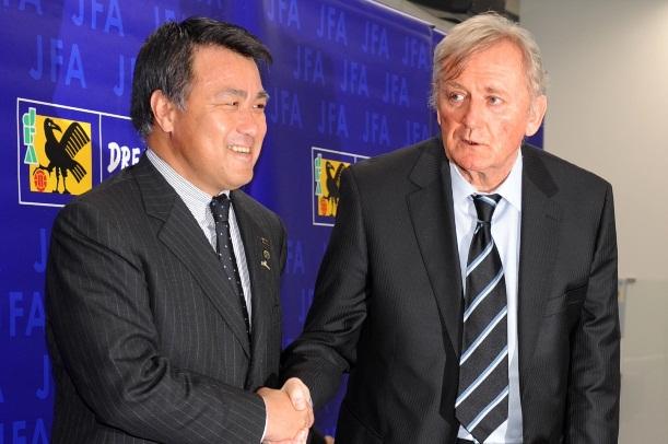 FIFA理事選、日本の田嶋幸三氏に吹く追い風