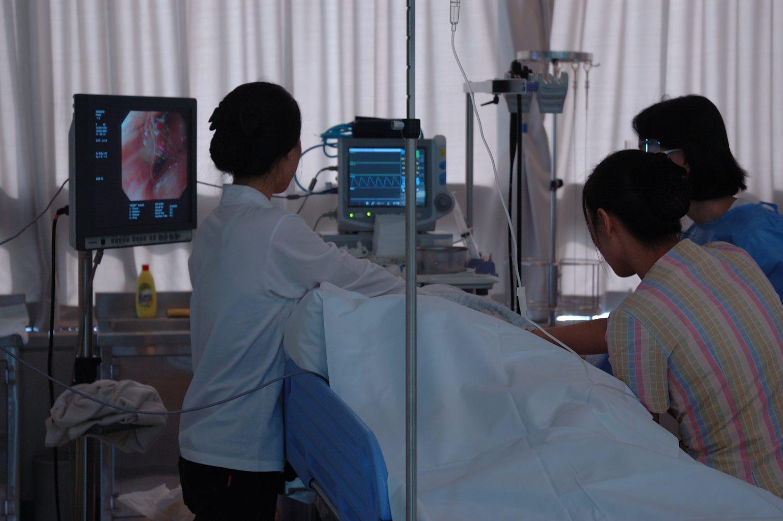 胃がん検診に内視鏡導入で見えた問題点