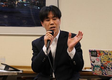 弁護士ドットコム・亀松太郎のジャーナリズム論