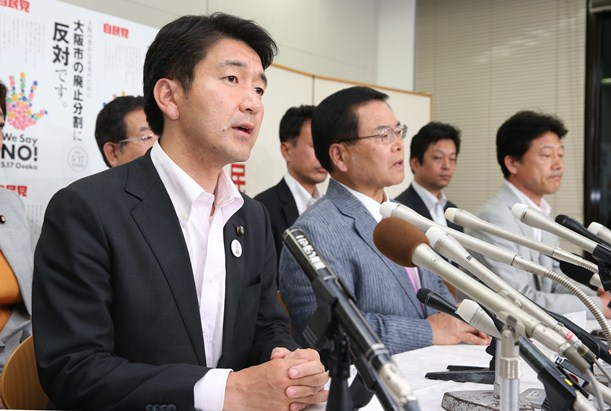 敗因は橋下疲れか、主役引退で迎える大阪カオス