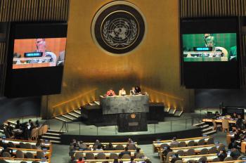 NPT合意失敗は『核依存症』国の責任