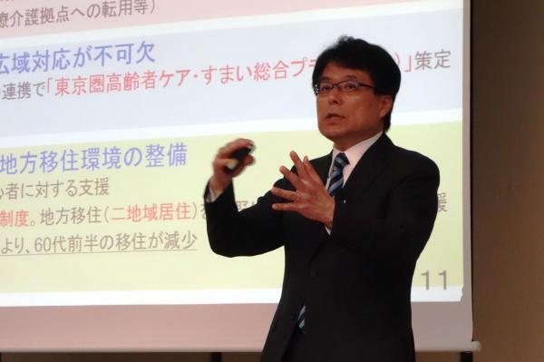 地方移住で解決? 東京圏の介護危機